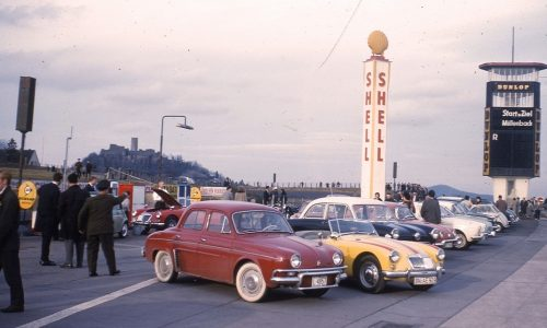 How the Nurburgring looked in 1967