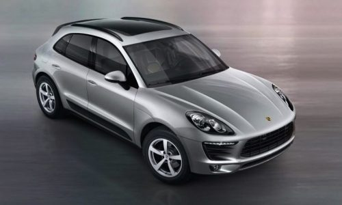 New entry-level Porsche Macan uses VW four cylinder