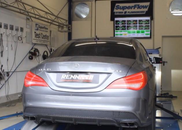 RENNtech Mercedes-Benz CLA 45 AMG