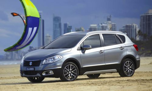 Suzuki S-Cross now available from $22,990 drive away