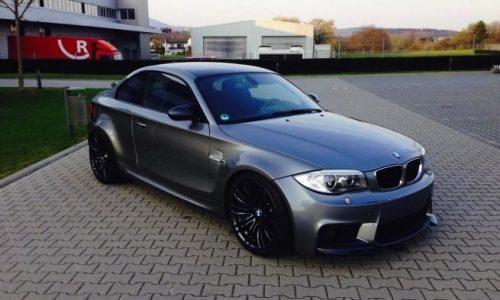 TJ Fahrzeugdesign BMW '1M CSL' is a 118d on steroids