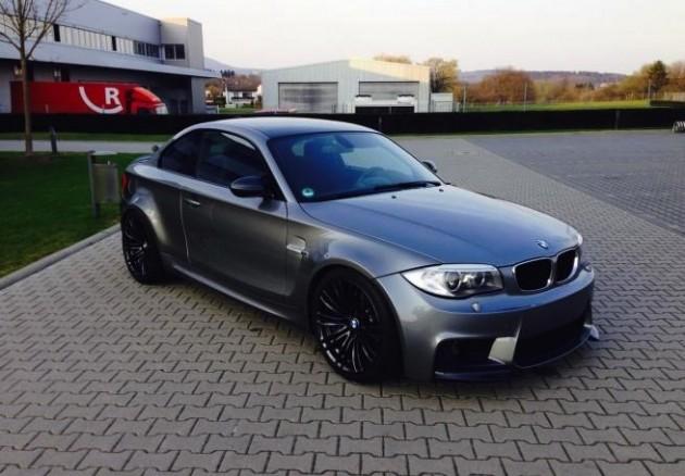TJ Fahrzeugdesign BMW 1M CSL