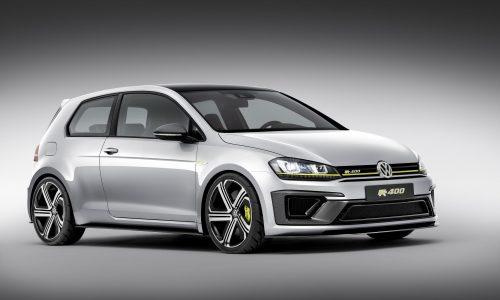 Volkswagen Golf R 400 confirmed for production – report