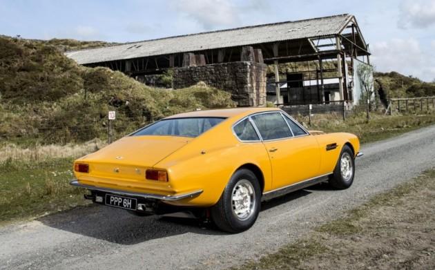 1970 Aston Martin DBS