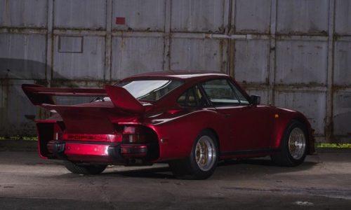 For Sale: One-off 1983 Porsche 935 Street by Porsche Exclusive