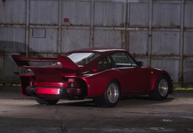 1983 Porsche 935 Street by Porsche Exclusive-rear