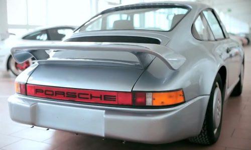 Porsche 911 Secrets: 1984 aerodynamic concept explained