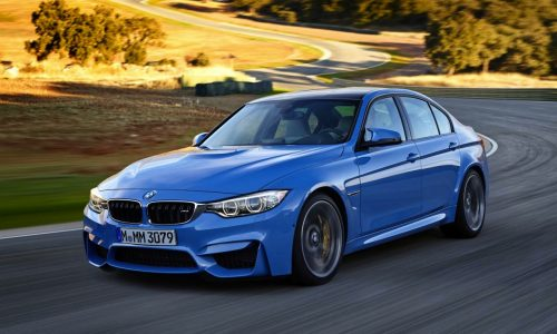 2014 BMW M3 & M4 on sale in Australia from $156,900