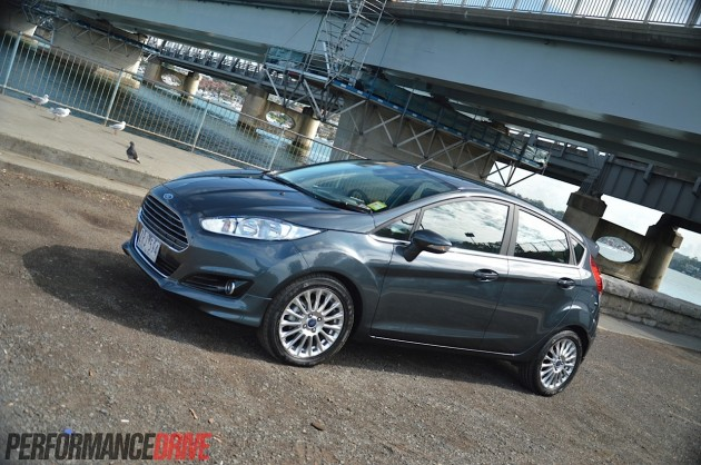 2014 Ford Fiesta S EcoBoost