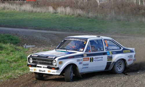 2014 International Classic Rally of Otago – NZ's biggest retro rally