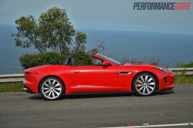 2014 Jaguar F-Type V8 S-Australia