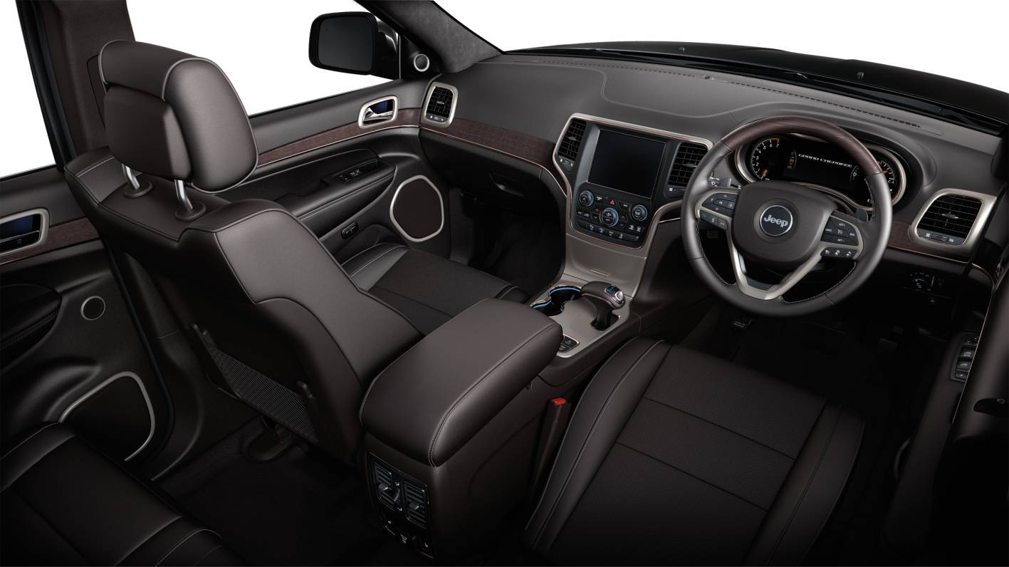 2014 Jeep Grand Cherokee Overland CRD review ...