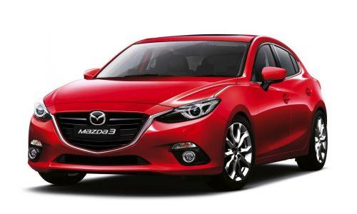 Mazda3 diesel on sale in Australia in September