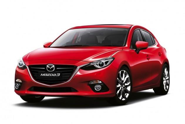 2014 Mazda3 Astina diesel