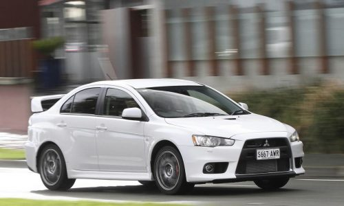 MY2015 Mitsubishi EVO X confirmed, may be the last – report