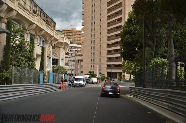 2014 Monaco Monte Carlo F1 track-Mirabeau Haute