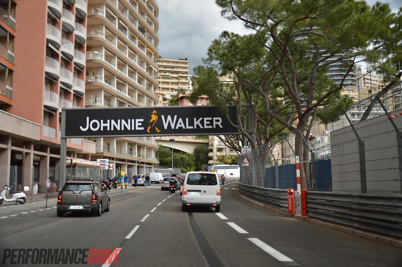 Driving The Monte Carlo F1 Circuit In Monaco Performancedrive