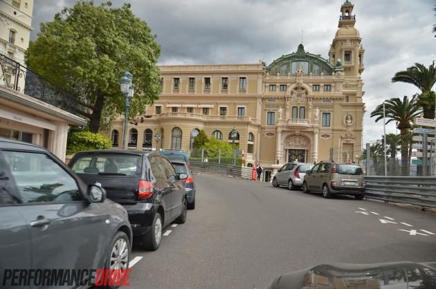 2014 Monaco Monte Carlo F1 track-casino