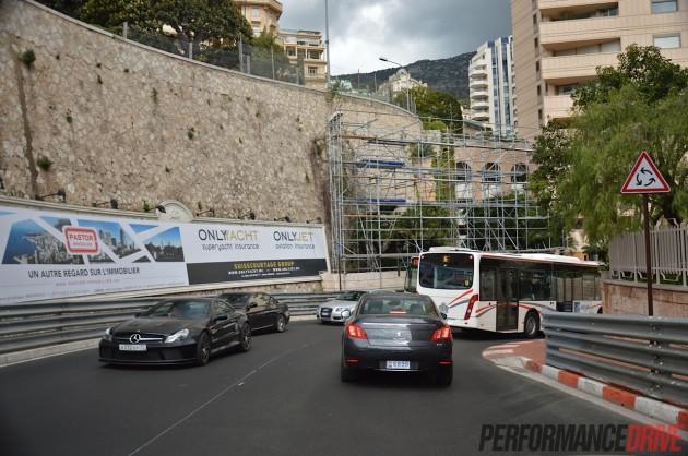 2014 Monaco Monte Carlo F1 track-hairpin