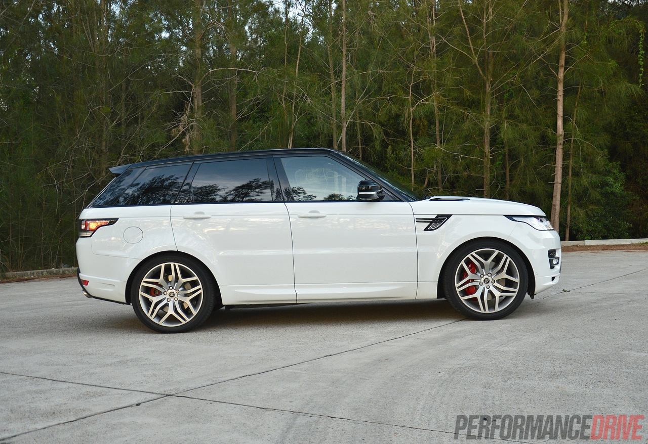 2014 Range Rover Sport Autobiography V8 review (video) | PerformanceDrive