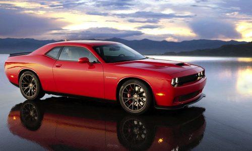 Dodge Challenger SRT Hellcat revealed, Chrysler's most powerful V8