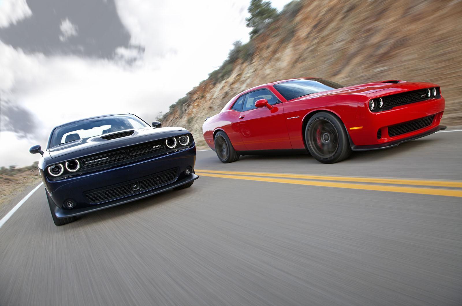 Dodge Challenger Srt Hellcat Revealed Chrysler S Most