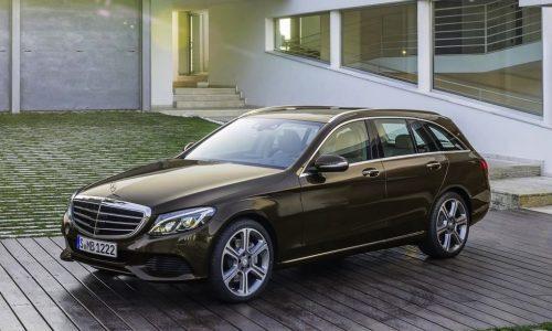 2015 Mercedes-Benz C-Class Estate revealed