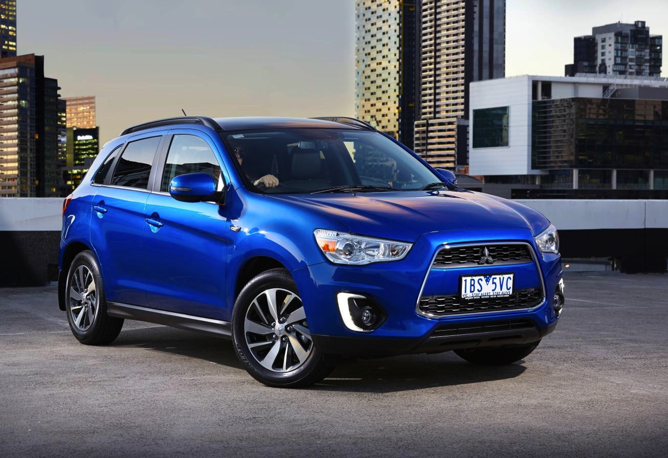 MY15 Mitsubishi ASX update on sale from $24,990 ...