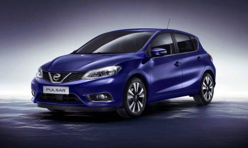 2015 Nissan Pulsar Euro-spec revealed, not for Australia