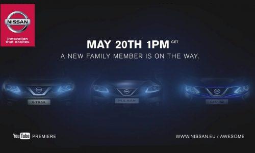2015 Nissan Pulsar Euro-spec previewed
