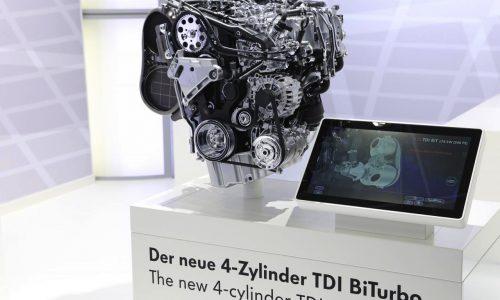 2015 Volkswagen Passat 2.0 TDI BiTurbo diesel confirmed