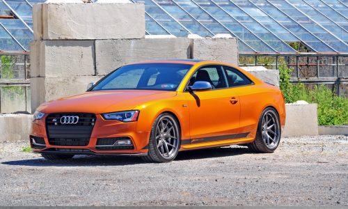 AWE Tuning Audi S5 claims world record quarter mile