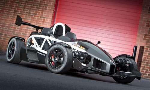 Ariel Atom 3.5R coming soon; paddleshift, boosted engine