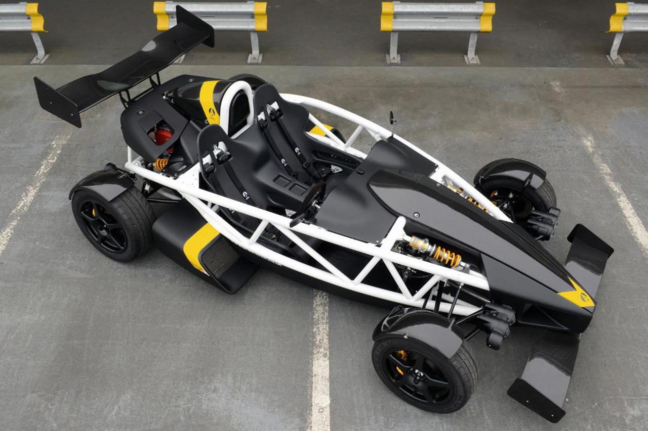 Ariel Atom 3.5R revealed, new performance track car
