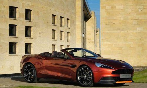 Aston Martin sets sights on profitability after 2016