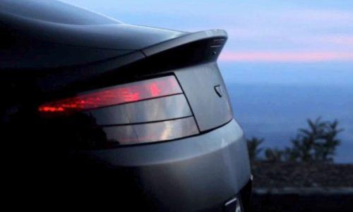 Stunning Aston Martin Vantage on HRE wheels