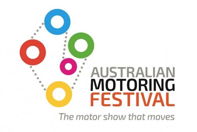 Australian Motoring Festival logo