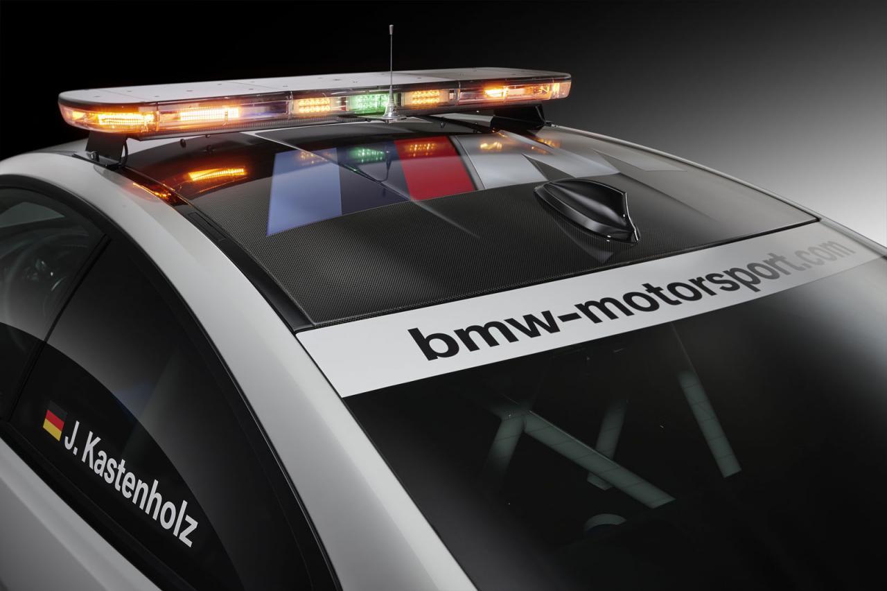 Car Fire Extinguisher >> BMW M4 DTM safety car previews M Performance parts