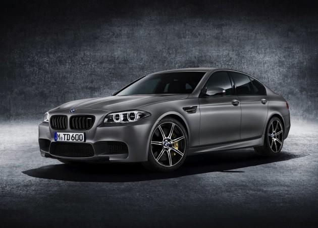 BMW M5 30 Jahre M5 edition
