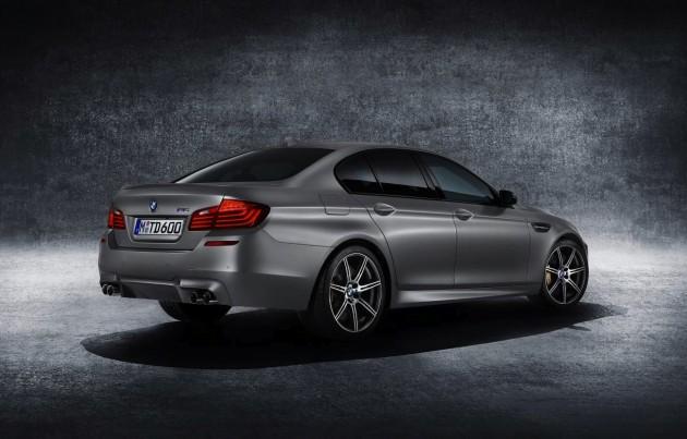 BMW M5 30 year special edition