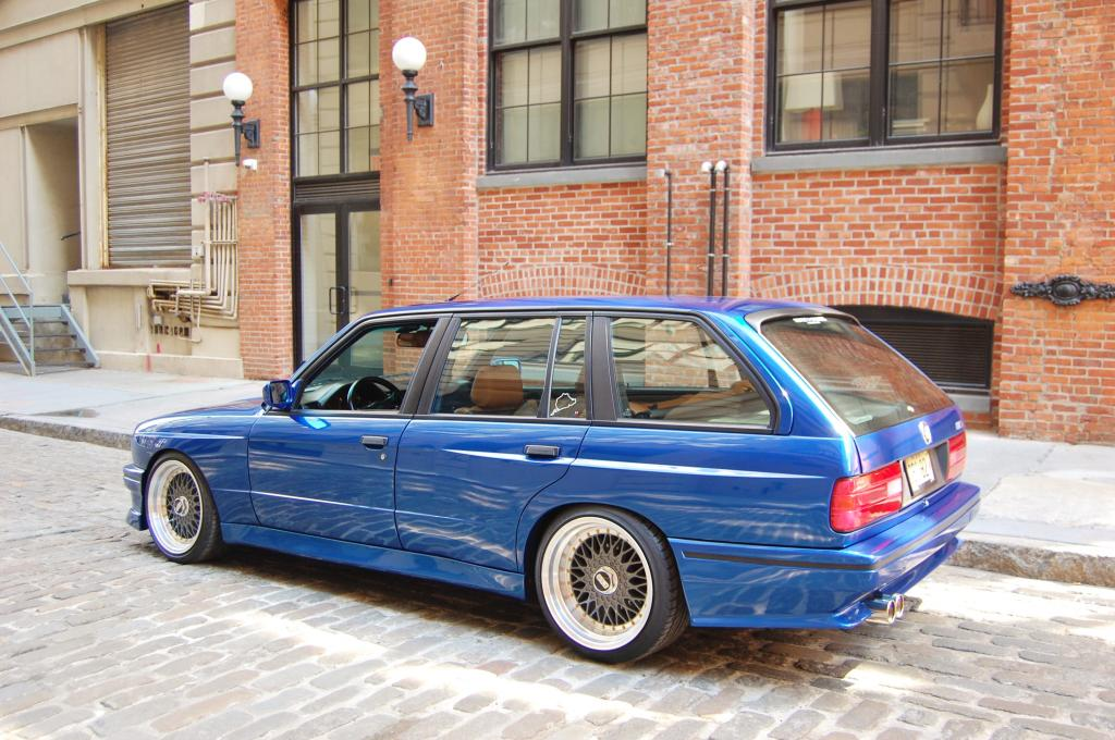 For Sale E30 Bmw M3 Wagon Conversion With S50b30 Engine
