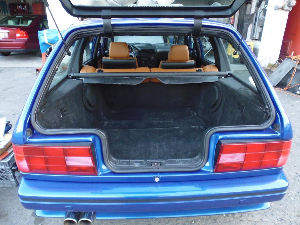 For Sale: E30 BMW M3 wagon conversion with S50B30 engine | PerformanceDrive