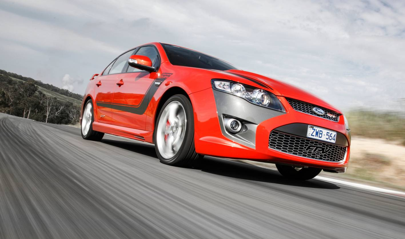 FPV GT F an instant success, dealers pre-selling allocations