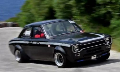Ford Escort MK1 RS2000 sounds awesome