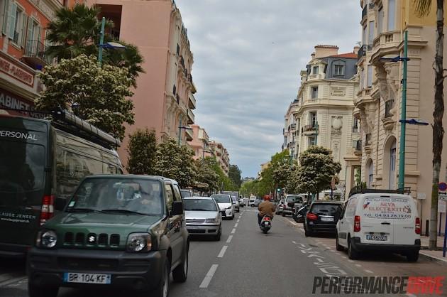 France near Monaco