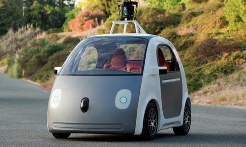Google unveils autonomous vehicle, no steering wheel or pedals