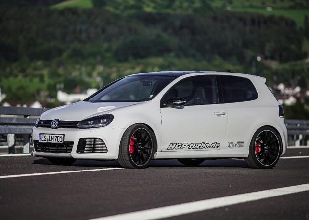HGP Volkswagen Golf R V6TT-white
