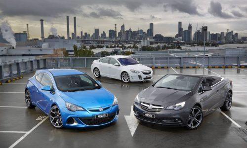 Holden Astra, Insignia & Cascada coming in 2015
