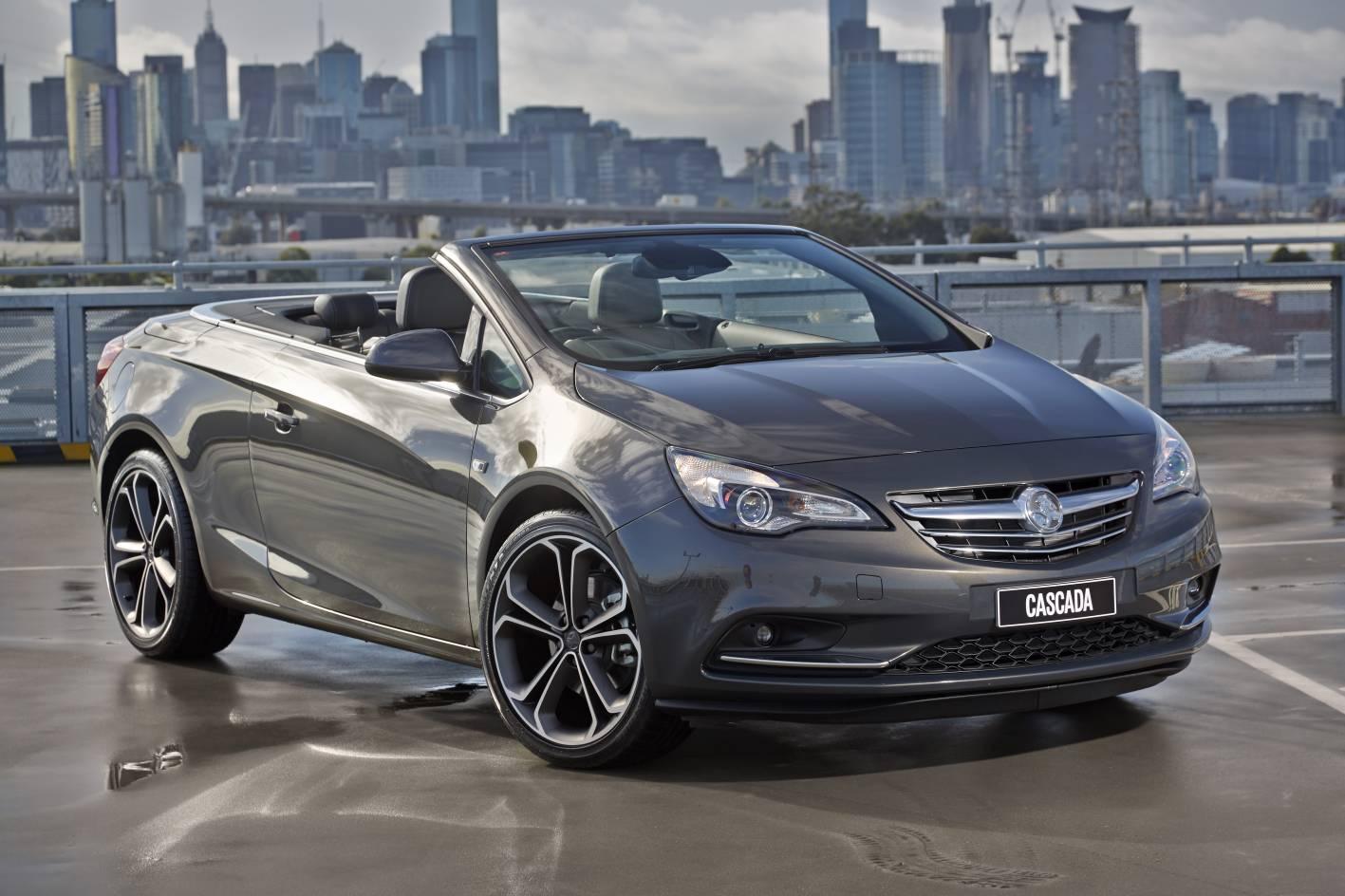 Holden Astra  Insignia  U0026 Cascada Coming In 2015