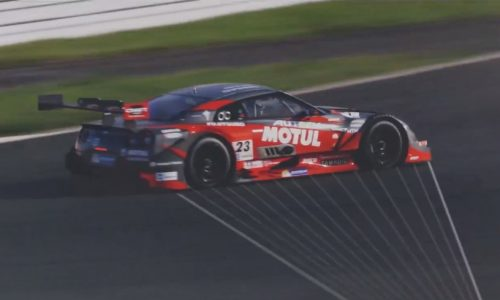 The spirit of the Japanese Super GT racing series